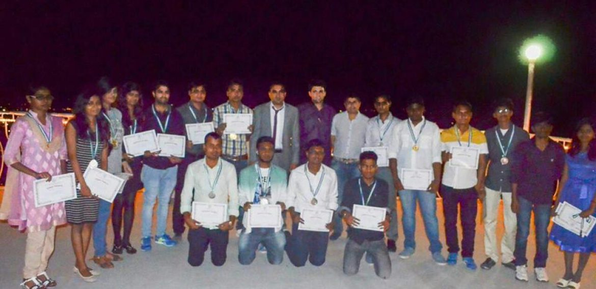 Jalalabad state university toppers
