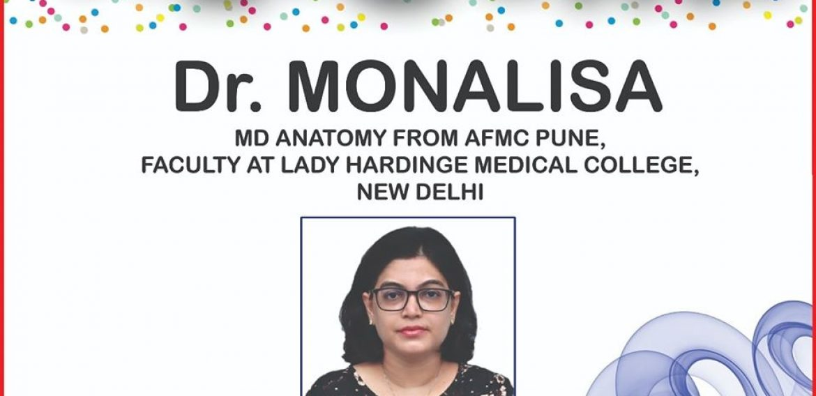 Grandly welcome Dr. Monalisa M.D. for taking MCI coaching classes