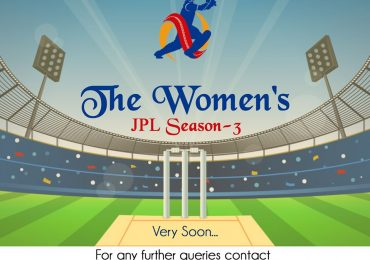 This time for Cricketing The Women's JPL season 3
