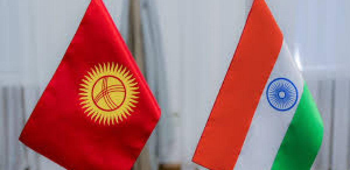 Ambassador Alok A. Dimri's Message to Kyrgyz Indian Students' Community on COVID-19.
