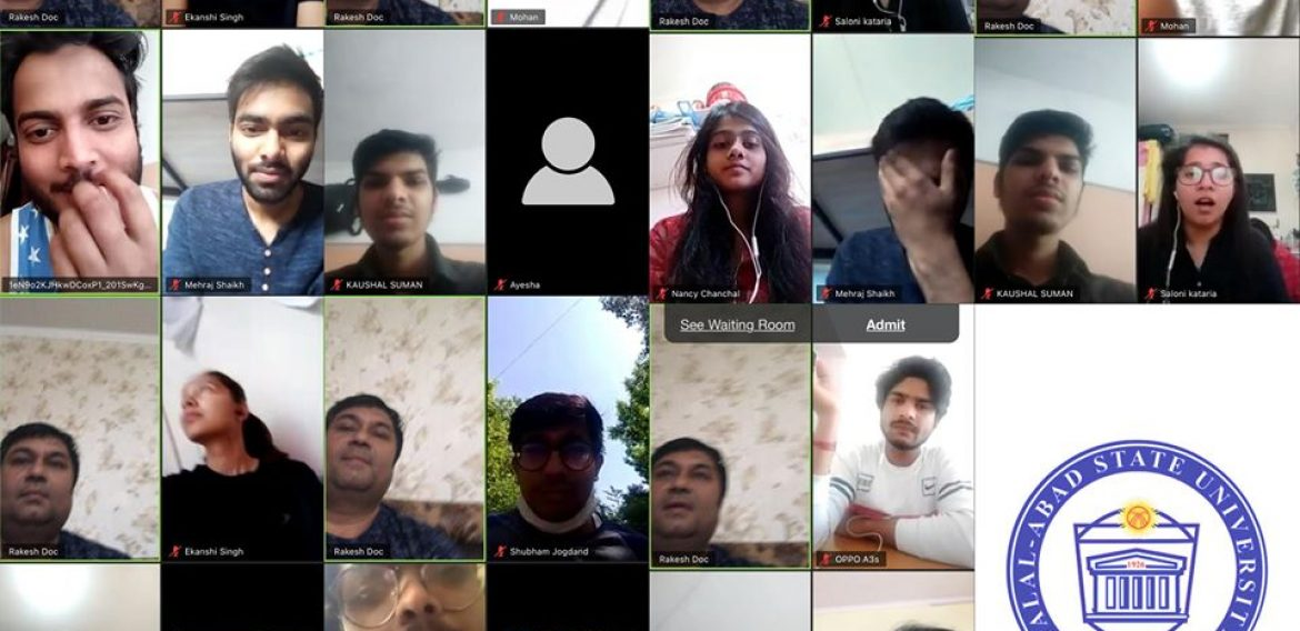 By using Online AVN / WhatsApp / Google Class/ Zoom app, JASU Faculties were engaging our students academic wise. The continuing classes were going on every day according to groups,years and subjects for all the Students
