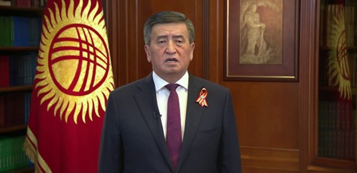 Emergency situation to be extended in Kyrgyzstan – President Jeenbekov