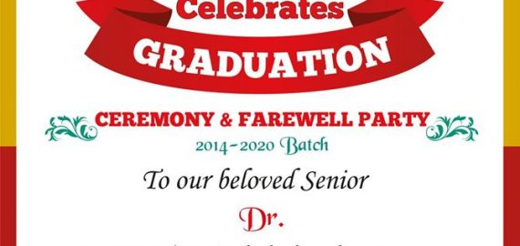 Ceremony and Farewell Party