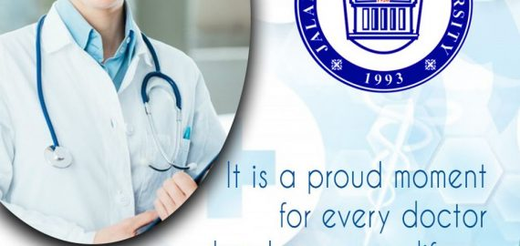 It is a proud moment for every doctor when he/she saves a life or when he brings a life in this world!!!  Lets your doctor dream become true with jalal-Abad State University