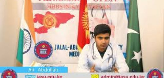 Student review about Jalal Abad State University