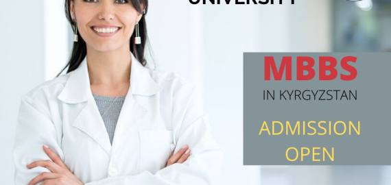MBBS Admission open in September session intake 2020/2021